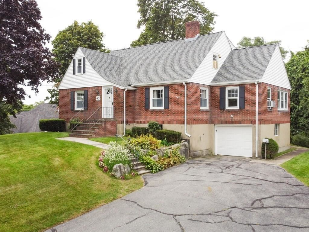 60 Burlington St, Woburn, MA 01801 - MLS#: 72730496