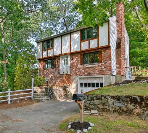 Photo of 76 Wentworth Road, Melrose, MA 02176 (MLS # 72728499)