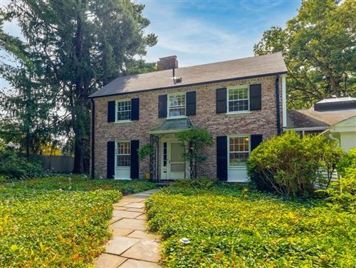 Photo of 107 Dover Rd, Wellesley, MA 02482 (MLS # 72896507)