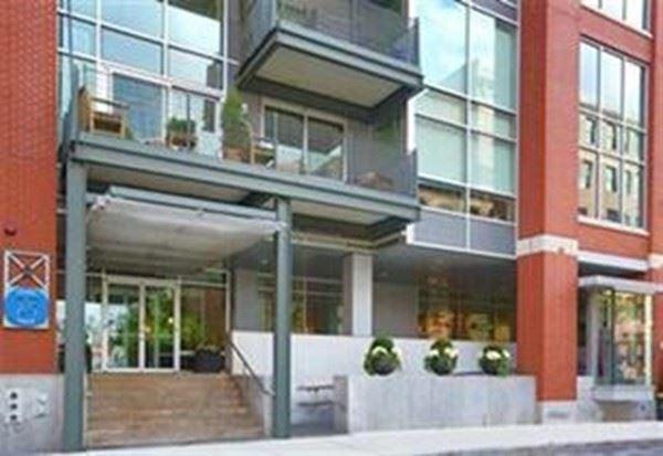 Photo of 25 Channel Center St #606, Boston, MA 02210 (MLS # 72873508)