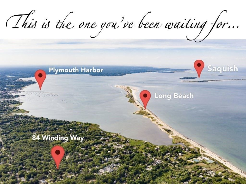 84 Winding Way, Plymouth, MA 02360 - MLS#: 72846509