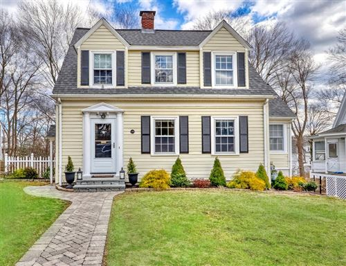Photo of 19 PARKER STREET, Westwood, MA 02090 (MLS # 72628511)