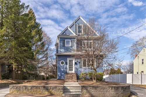 Photo of 100 Whitman Ave, Melrose, MA 02176 (MLS # 72632511)