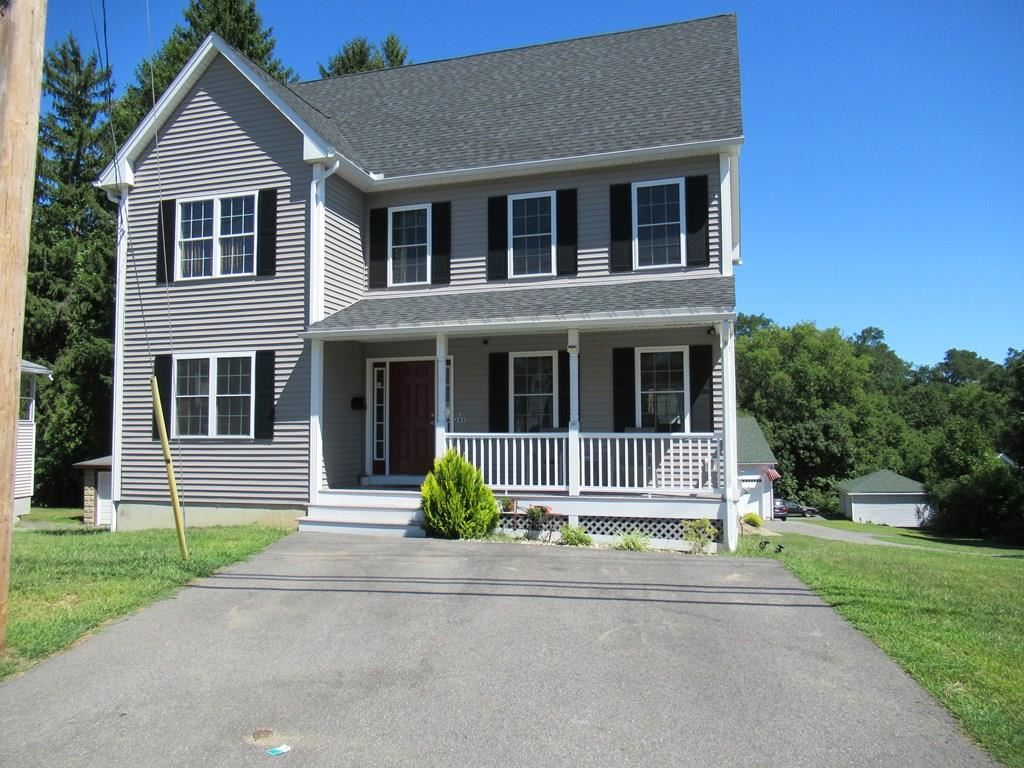245 Hilldale Ave, Haverhill, MA 01832 - MLS#: 72728513