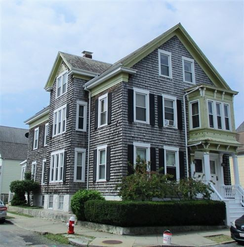 Photo of 40 Parker St, New Bedford, MA 02740 (MLS # 72853515)