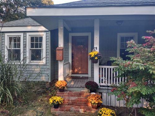Photo of 74 Cottage St, Sharon, MA 02067 (MLS # 72908522)