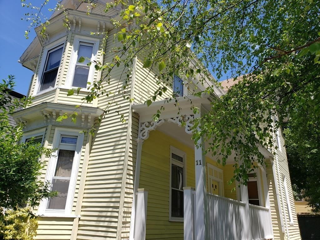 11 Beethoven, Boston, MA 02119 - MLS#: 72676522