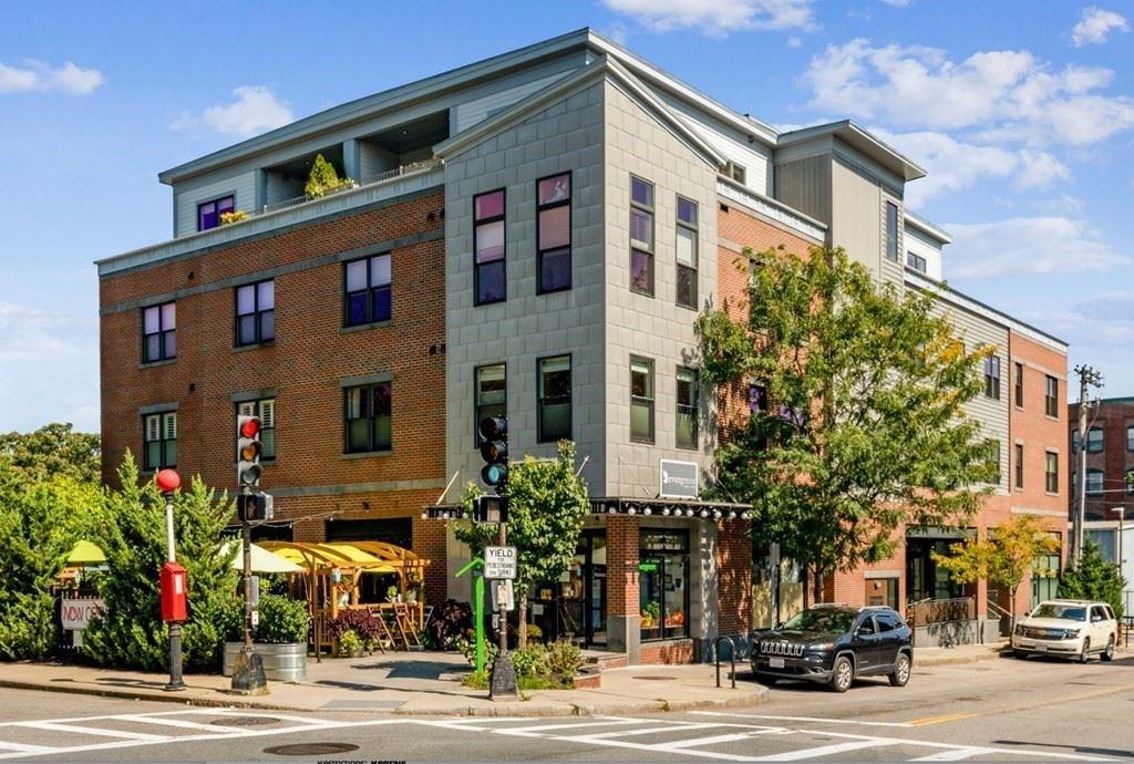 Photo of 156 Green St #203, Boston, MA 02130 (MLS # 72898523)