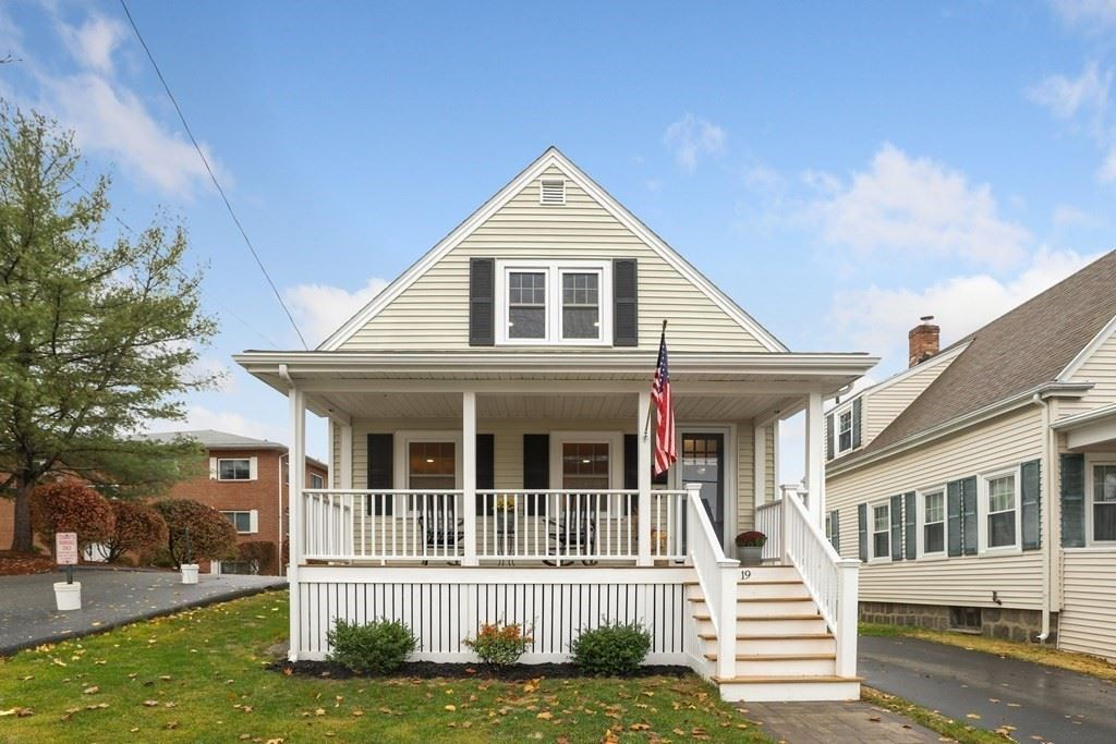 Photo of 19 Watson Rd, Quincy, MA 02169 (MLS # 72758525)