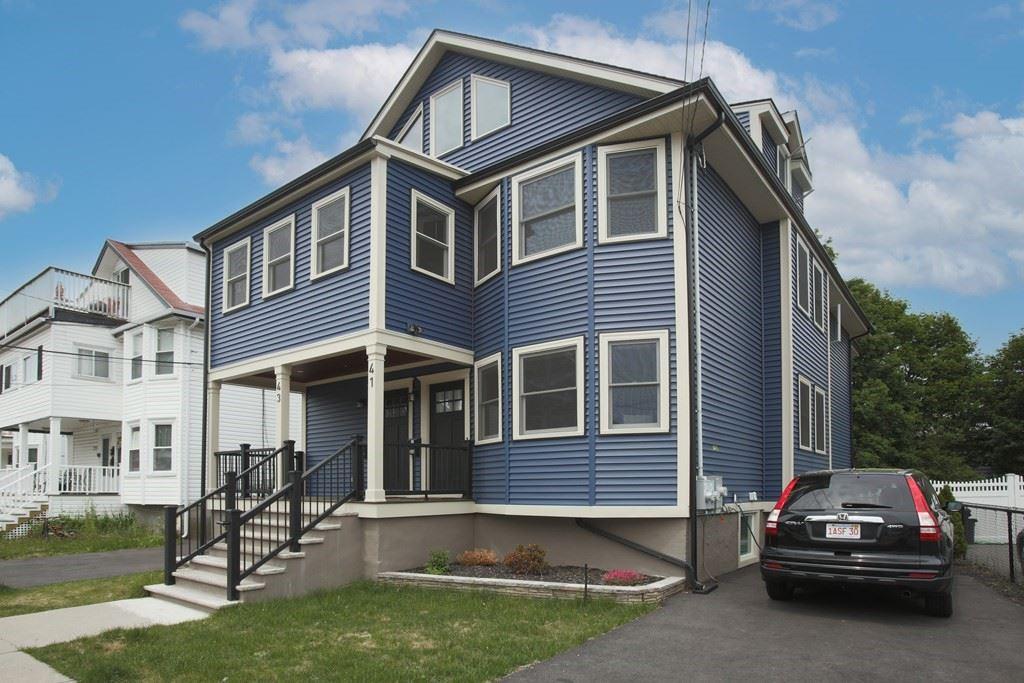 41 Dartmouth St #41, Watertown, MA 02472 - MLS#: 72851525