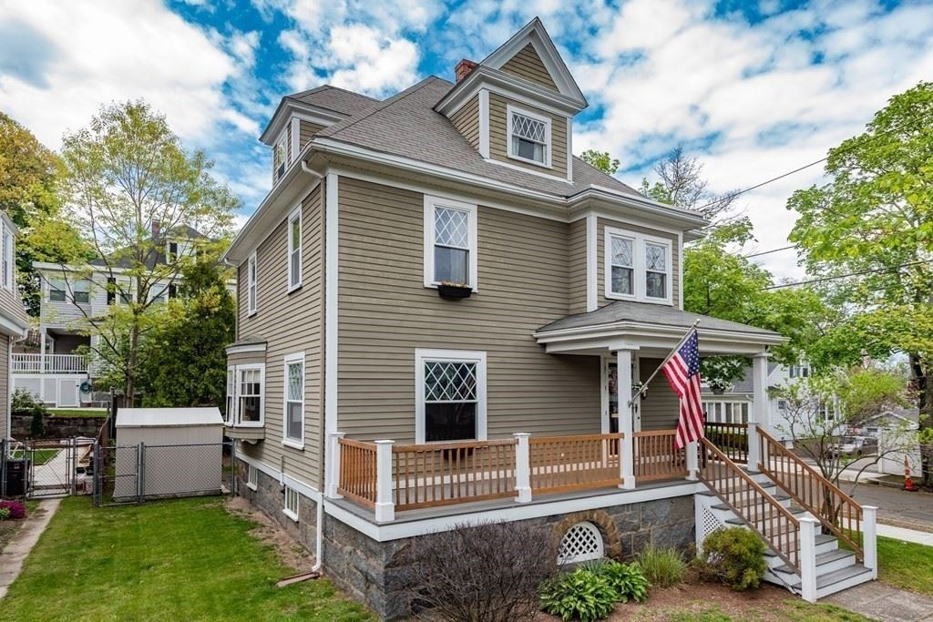 303 Beale St, Quincy, MA 02170 - #: 72831529