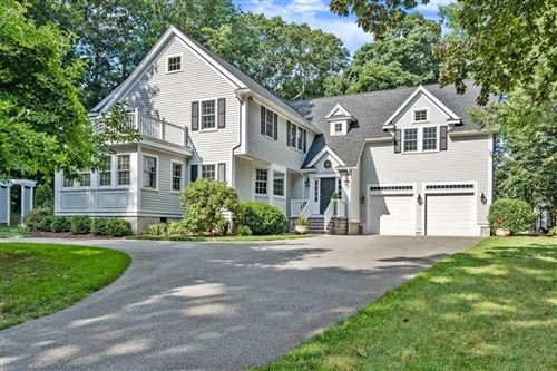 Photo of 37 Chestnut Street, Wellesley, MA 02481 (MLS # 72705531)