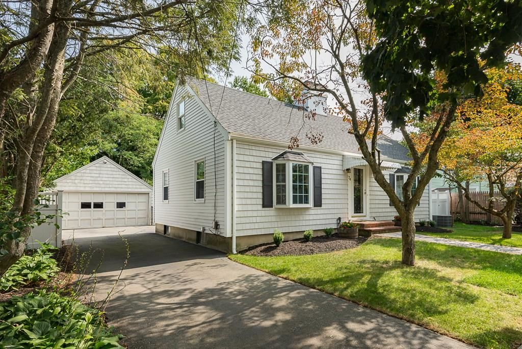Photo of 74 Sealund Rd, Quincy, MA 02171 (MLS # 72730532)