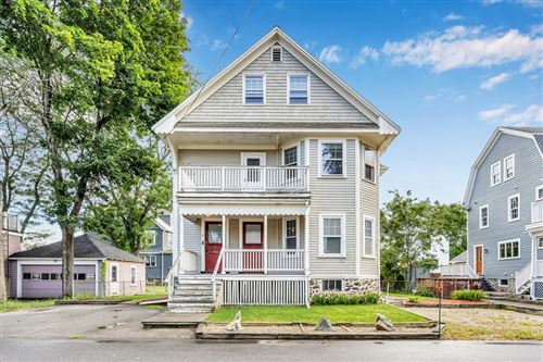 Photo of 11-13 Willow St, Concord, MA 01742 (MLS # 72895534)