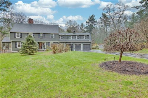 Photo of 26 Spywood Rd, Sherborn, MA 01770 (MLS # 72651535)