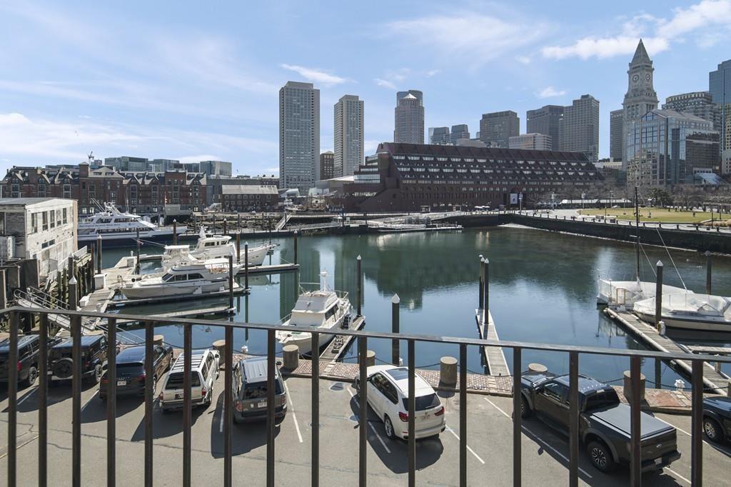 Photo of 55 Commercial Wharf #4, Boston, MA 02110 (MLS # 72667535)