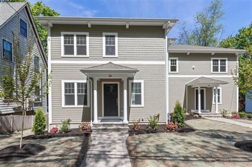 Photo of 28 Circuit Ave #A, Newton, MA 02461 (MLS # 72660541)