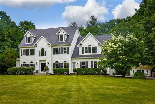 Photo of 30 Bogastow Brook Rd, Sherborn, MA 01770 (MLS # 72678545)