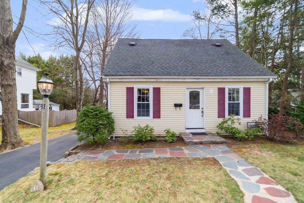 31 Atwood St, Wellesley, MA 02482 - MLS#: 72811545