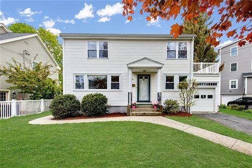 Photo of 84 Browning Rd, Arlington, MA 02476 (MLS # 72829546)