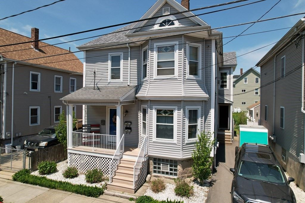21 Willow St, New Bedford, MA 02740 - MLS#: 72844548