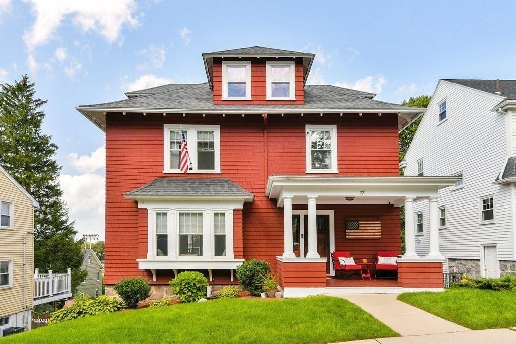 27 Maxfield St, Boston, MA 02132 - MLS#: 72892549