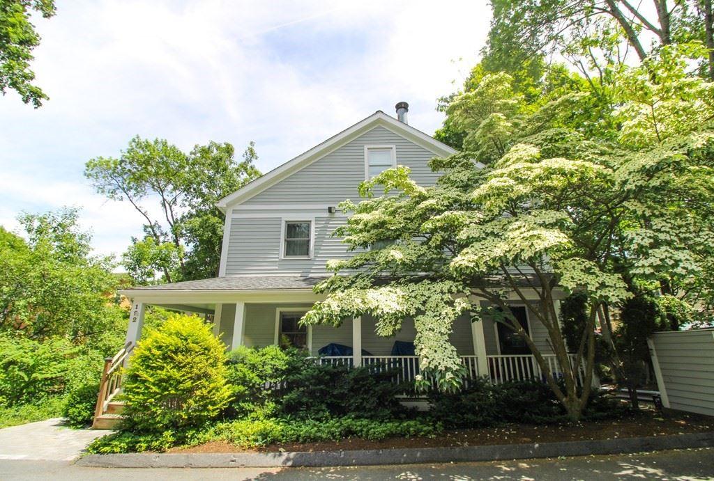 192 Chestnut Ave #E, Boston, MA 02130 - MLS#: 72850551