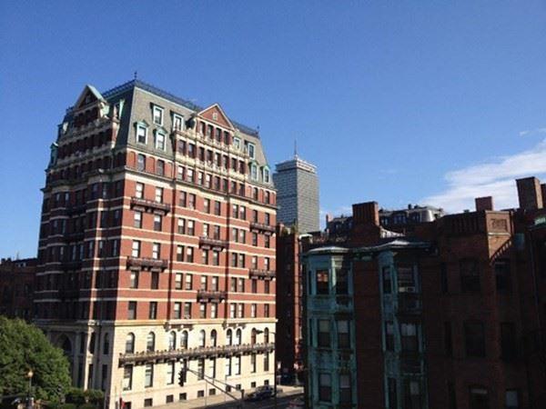 Photo of 506 Beacon Street #9, Boston, MA 02215 (MLS # 72775555)