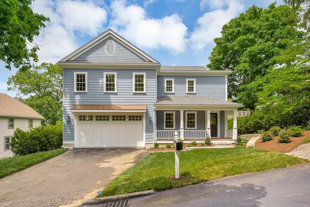 Photo of 38 Winthrop St Ext., Winchester, MA 01890 (MLS # 72667557)