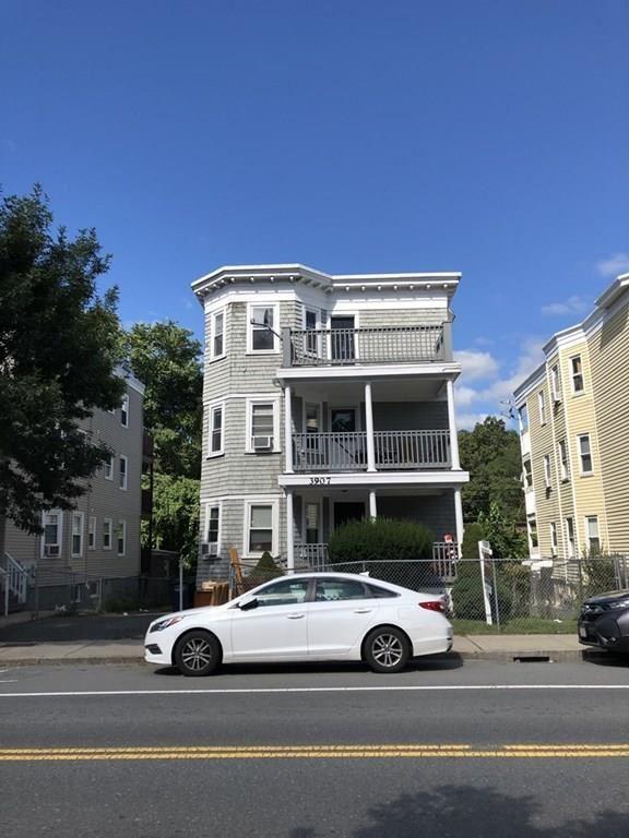3907 Washington Street, Boston, MA 02131 - MLS#: 72725561