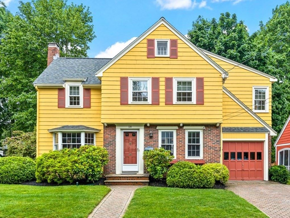 58 Norman Rd, Melrose, MA 02176 - MLS#: 72850564