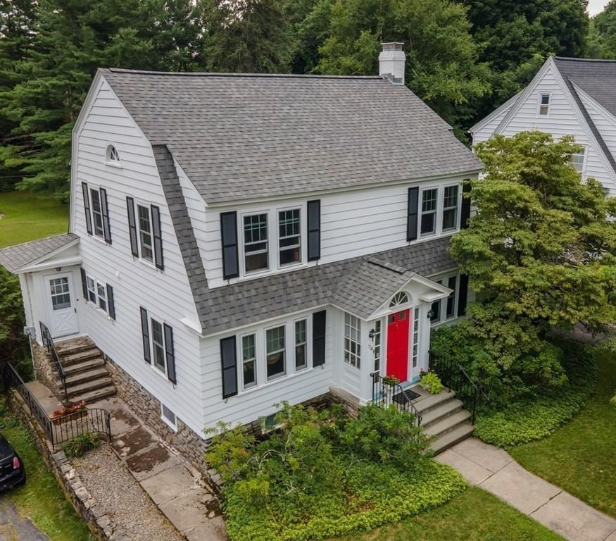 84 Forest St, Worcester, MA 01609 - #: 72698568