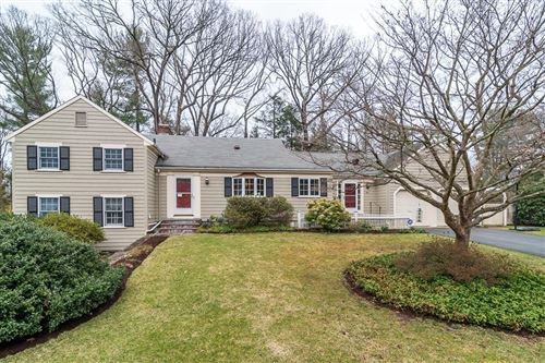 Photo of 54 Radcliffe Rd, Wellesley, MA 02482 (MLS # 72639569)