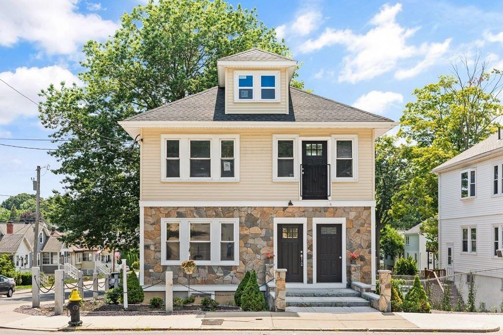 562 Lagrange Street #1, Boston, MA 02132 - MLS#: 72857569