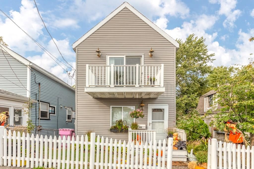 Photo of 82 Spring St, Quincy, MA 02169 (MLS # 72730570)