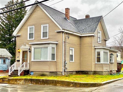 Photo of 47 CLIFTON AVENUE, Brockton, MA 02301 (MLS # 72762572)