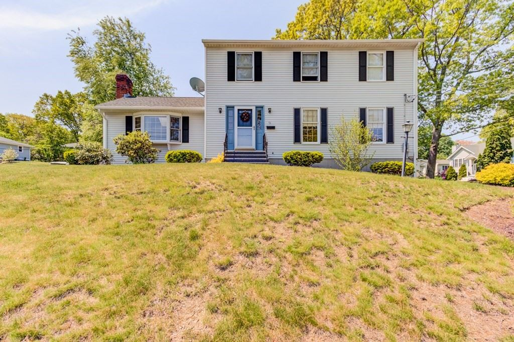 51 Hurtle Ave, Worcester, MA 01604 - MLS#: 72835573