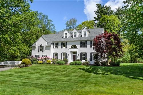 Photo of 4 Steeplechase Dr, Medfield, MA 02052 (MLS # 72628575)