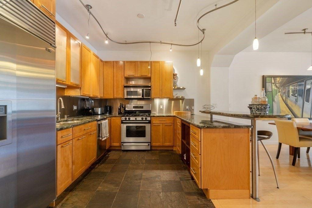 Photo of 453 Washington Street #8A, Boston, MA 02111 (MLS # 72866577)