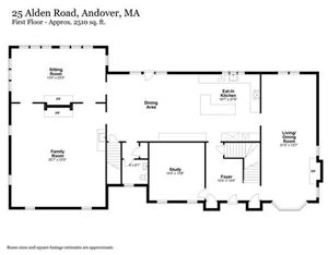 Tiny photo for 25 Alden Rd, Andover, MA 01810 (MLS # 72509578)