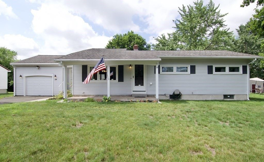 39 Crow Ln, Springfield, MA 01109 - MLS#: 72850578