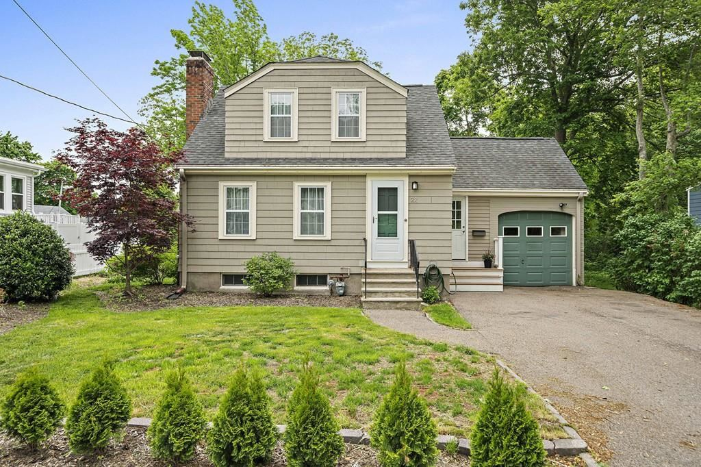 22 Jefferson St, Braintree, MA 02184 - #: 72667581