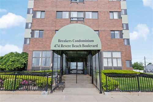 Photo of 474 Revere Beach Blvd #504, Revere, MA 02151 (MLS # 72846582)