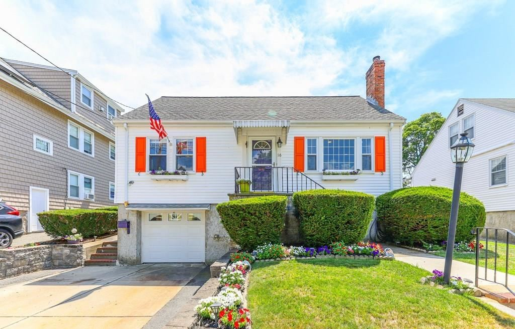 16 Alaric Street, Boston, MA 02132 - MLS#: 72700583