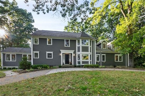 Photo of 115 Lowell Road, Wellesley, MA 02481 (MLS # 72787587)