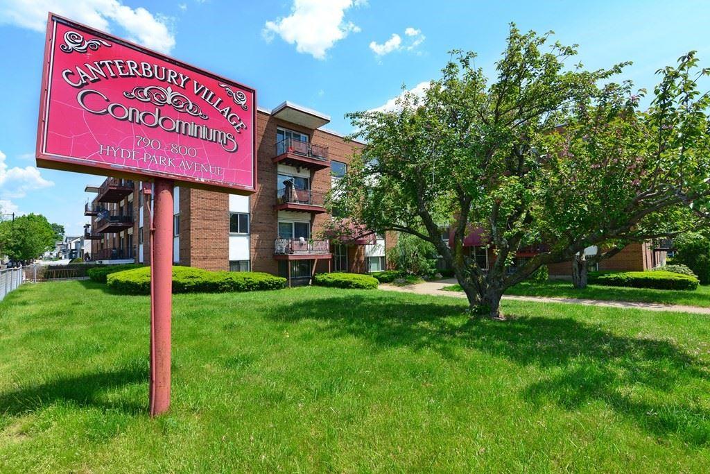 790 Hyde Park Ave #21, Boston, MA 02136 - MLS#: 72839588