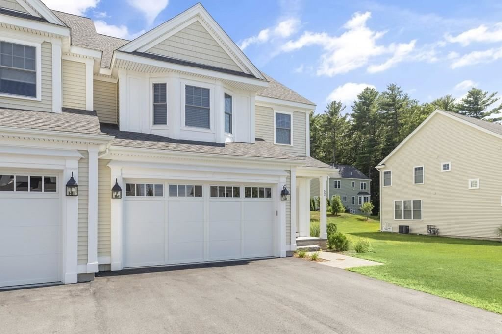 Photo of 52 Oxbow Road #52, Framingham, MA 01701 (MLS # 72701594)