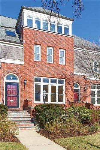 Photo of 5 Erie Ave #4, Newton, MA 02461 (MLS # 72631598)