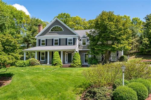 Photo of 15 Francis St, Dover, MA 02030 (MLS # 72688600)