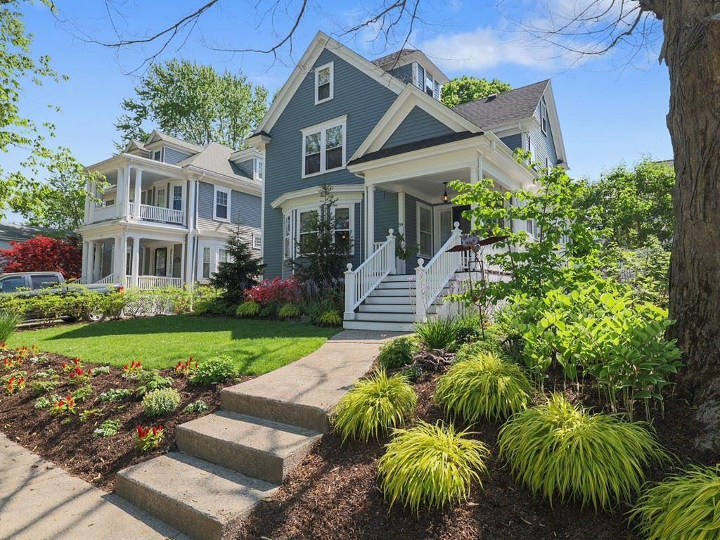 59 Wren Street, Boston, MA 02132 - MLS#: 72840600
